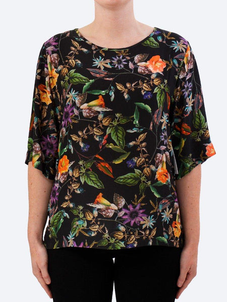 MELA PURDIE BOUQUET TOP