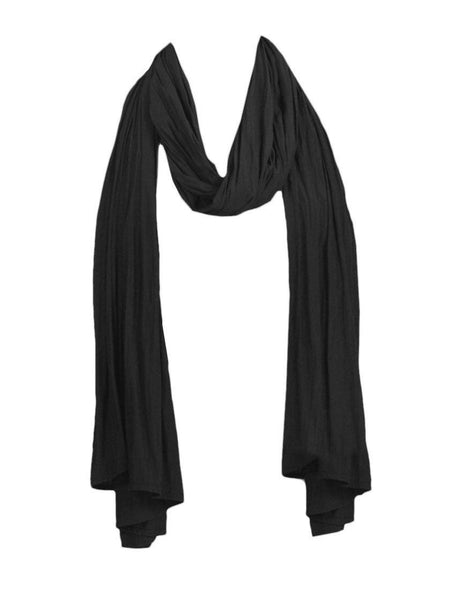 Yeltuor - MELA PURDIE - SCARVES - MELA PURDIE BREEZE WRAP - Black -  ALL