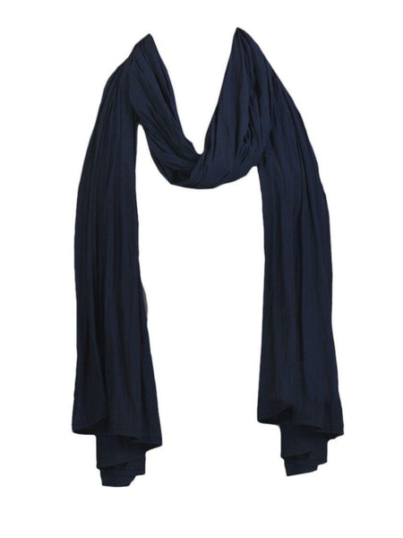 Yeltuor - MELA PURDIE - SCARVES - MELA PURDIE BREEZE WRAP - NAVY A -  ALL