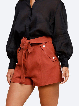 Yeltuor - MINISTRY OF STYLE - Shorts - MINISRTY OF STYLE RESORT PANEL SHORTS -  -