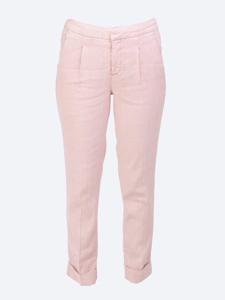 Yeltuor - NYDJ - Pants - NYDJ EVERYDAY LINEN COTTON PANT -  -