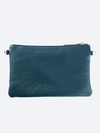 Yeltuor - NAKEDVICE - Accessories & Shoes - NAKED VICE THE ARI TEAL POUCH -  -