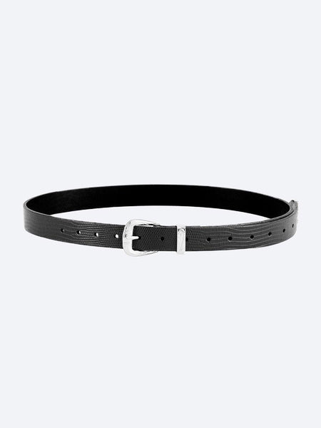 Yeltuor - NAKEDVICE - Accessories & Shoes - NAKEDVICE THE FREIDA BELT - BLACK SILVER -  ALL