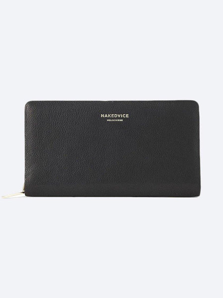 Yeltuor - NAKEDVICE - BAGS - NAKEDVICE THE DION WALLET - GOLD -  ALL