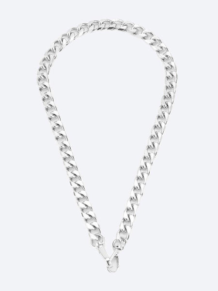 Yeltuor - NAKEDVICE - BAGS - NAKEDVICE THE PERRI CHAIN STRAP - SILVER -  ALL