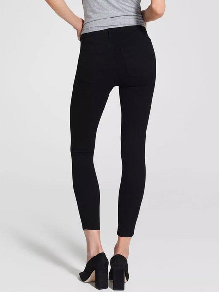 Yeltuor - NOBODY DENIM - Jeans - NOBODY DENIM CULT SKINNY ANKLE JEANS - POWERBLK -  -