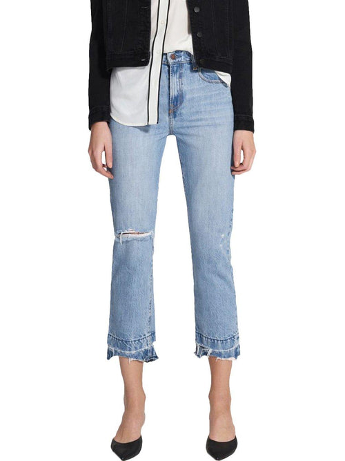 Yeltuor - NOBODY DENIM - JEANS - NOBODY DENIM CHARLOTTE STRAIGHT ANKLE JEAN -  -