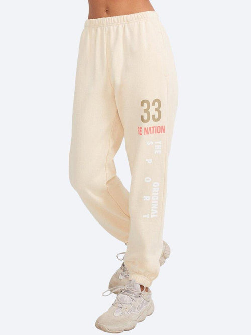 Yeltuor - P.E NATION - Pants - P,E NATION TRIPLE DOUBLE PANT -  -