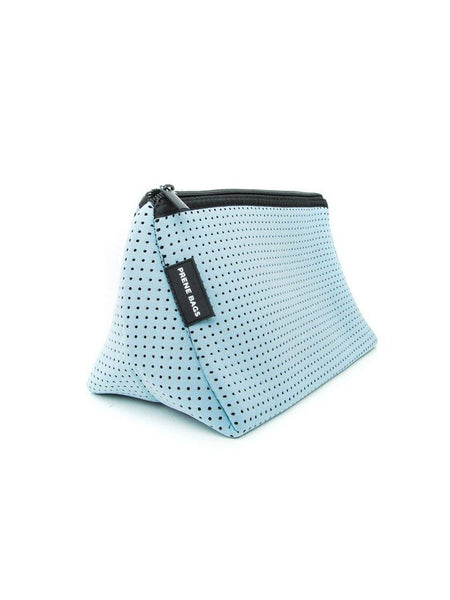 Yeltuor - PRENE BAGS - Accessories & Shoes - PRENE COSMETIC BAG - PALE BLUE A -  N/A