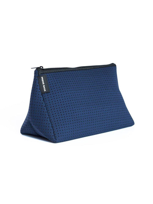 Yeltuor - PRENE BAGS - Accessories & Shoes - PRENE COSMETIC BAG - NAVY -  N/A