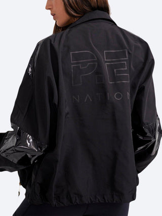 Yeltuor - P.E NATION - Jackets & Coats - P.E. NATION GOAL LINE JACKET -  -