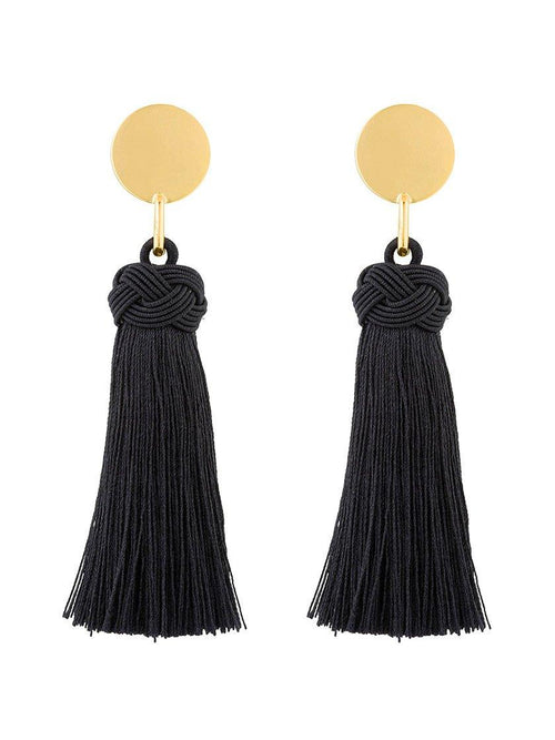 Yeltuor - PETER LANG - JEWELLERY - PETER LANG DRAMA EARRINGS -  -