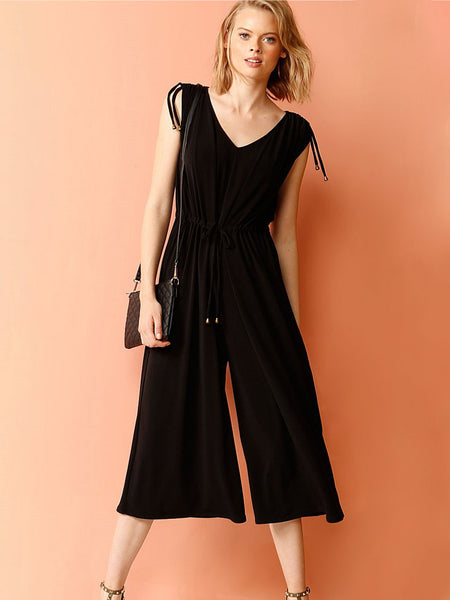 Yeltuor - SACHA DRAKE PTY LTD - Jumpsuits & Playsuits - SACHA DRAKE THE COLUMBUS CIRCLE JUMPSUIT -  -