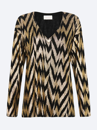 Yeltuor - SASS & BIDE - Knitwear - SASS & BIDE THE RAPID EVOLUTION SWEATER -  -