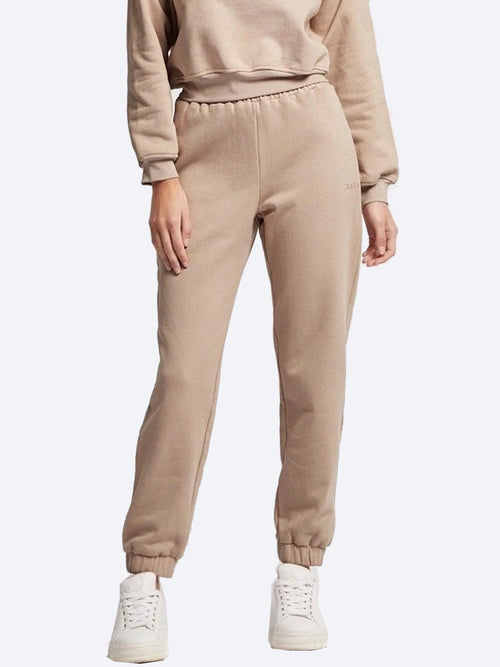 Yeltuor - SOFIA - Pants - SOFIA COTTON SWEATPANT - LATTE -  8
