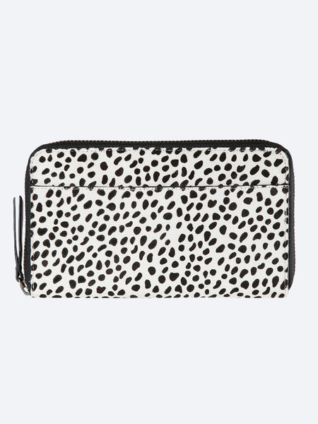 Yeltuor - STATUS ANXIETY - WALLETS - STATUS ANXIETY DELILAH WALLET - SNOW CHEETAH -  ALL