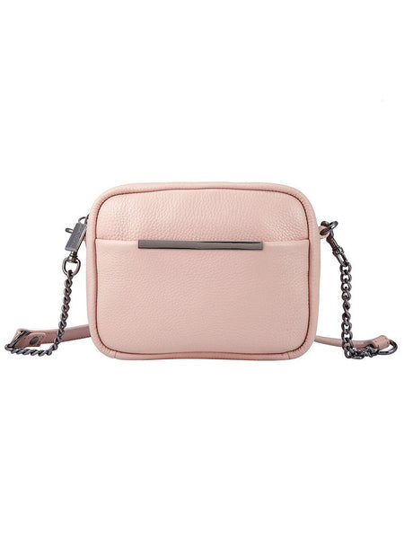 Yeltuor - STATUS ANXIETY - BAGS - STATUS ANXIETY CULT BAG - PINK -  ALL