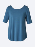 Yeltuor - TANI - Tops - TANI ELBOW SWING TEE -  -
