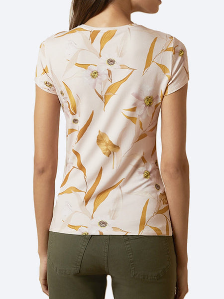 Yeltuor - TED BAKER - Tops - TED BAKER JULIAY TEE -  -