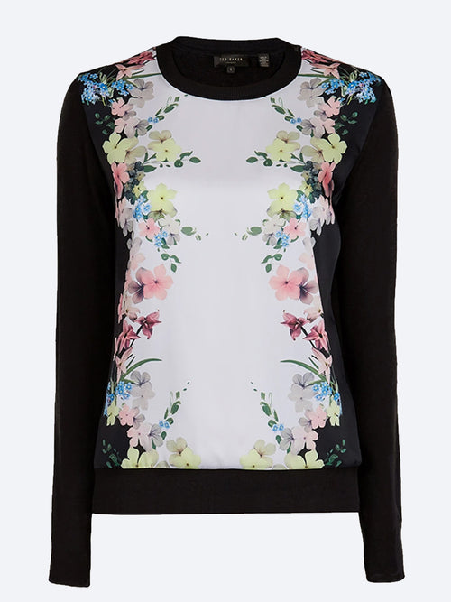 Yeltuor - TED BAKER - Knitwear - TED BAKER MADIIEY KNIT -  -