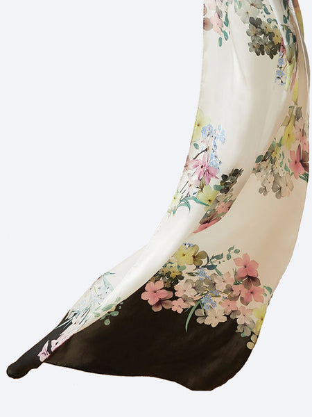 Yeltuor - TED BAKER - Accessories & Shoes - TED BAKER PERRIEE SILK SCARF -  -