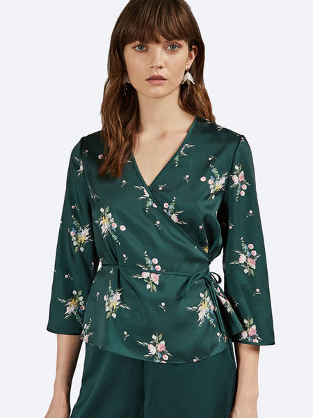 TED BAKER TIBBINE TOP