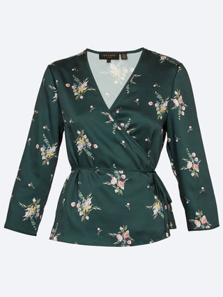 Yeltuor - TED BAKER - SHIRTS - TED BAKER ALEEXX BLOUSE -  -