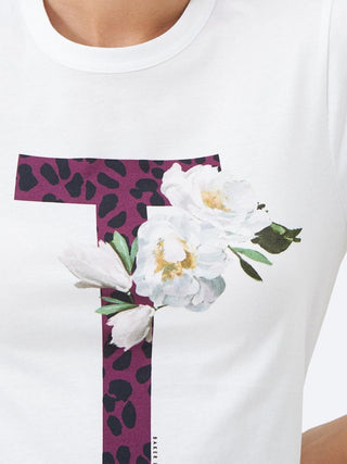 Yeltuor - TED BAKER - Tops - TED BAKER DELILAI TEE -  -