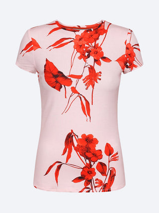 Yeltuor - TED BAKER - Tops - TED BAKER DILLIA TEE -  -