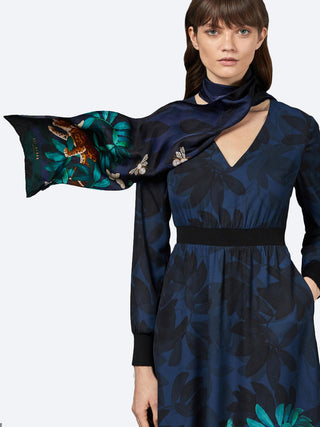 Yeltuor - TED BAKER - SCARVES - TED BAKER LELLAA SCARF -  -