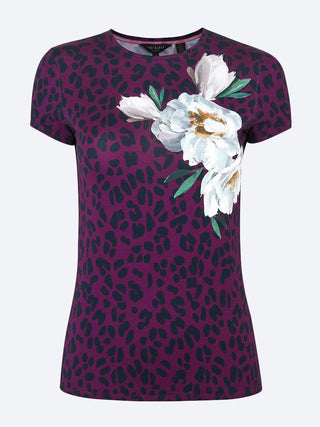 Yeltuor - TED BAKER - Tops - TED BAKER MAYAI TEE -  -