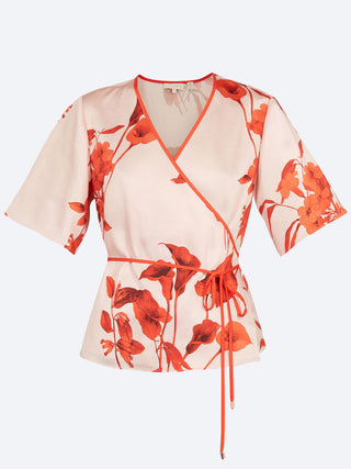 Yeltuor - TED BAKER - SHIRTS - TED BAKER MELONYY BLOUSE -  -