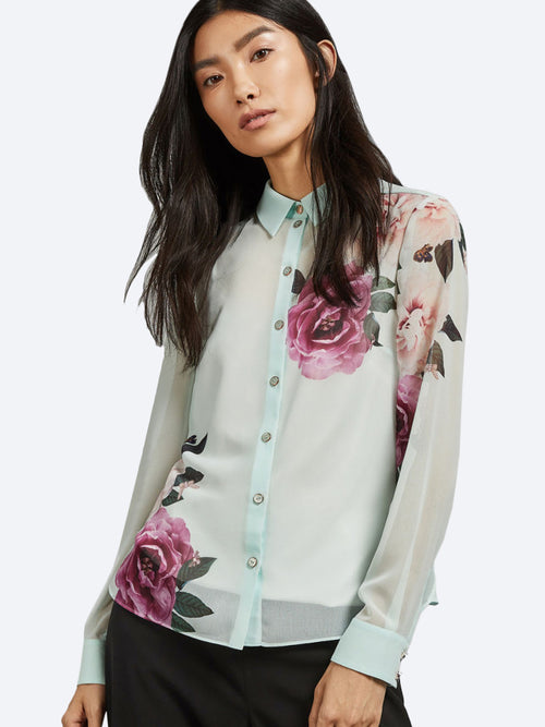 Yeltuor - TED BAKER - SHIRTS - TED BAKER ZAYLAA BLOUSE -  -