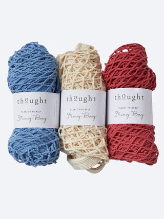 Yeltuor - THOUGHT - BAGS - THOUGHT ORGANIC COTTON STRING BAG -  -