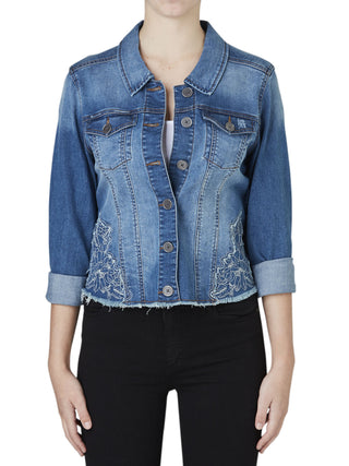 Yeltuor - VERGE - Jackets & Coats - VERGE FLORIDA DENIM JACKET -  -