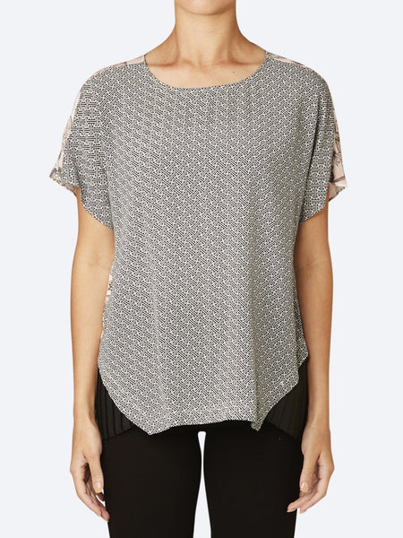 VERGE BRAILLE TOP