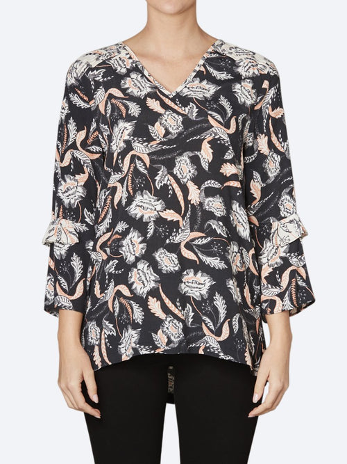 Yeltuor - VERGE - Tops - VERGE BOBBY TOP -  -