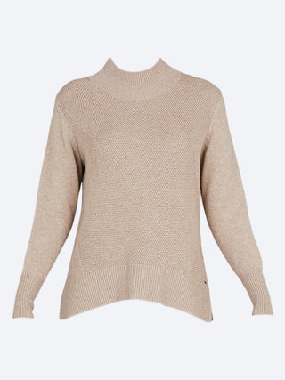 Yeltuor - VERGE - Knitwear - VERGE INSIGHT SWEATER -  -