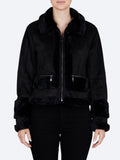 Yeltuor - VERGE - Jackets & Coats - VERGE REBEL JACKET - BLACK -  8
