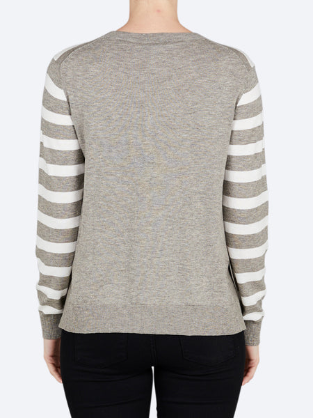Yeltuor - VERGE - Knitwear - VERGE CUBIC SWEATER -  -