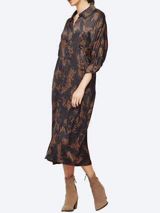 Yeltuor - VERGE - Dresses - VERGE BELLA SHIRT DRESS -  -