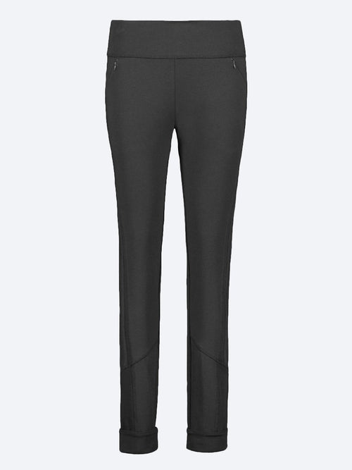 Yeltuor - VERGE - Pants - VERGE CHOSEN PANT - Black -  10