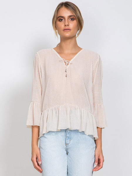 Yeltuor - WISH - SHIRTS - WISH GOLD DUST BLOUSE -  -