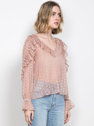 Yeltuor - WISH - SHIRTS - Wish Lola Blouse -  -
