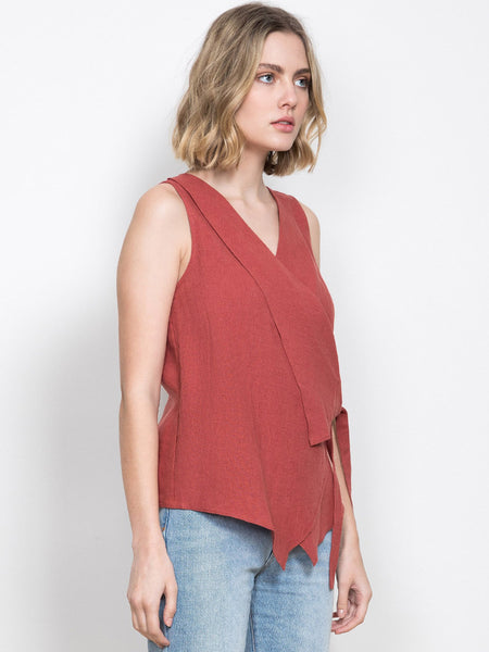 Yeltuor - WISH - Tops - Wish Endless Love Wrap Top -  -