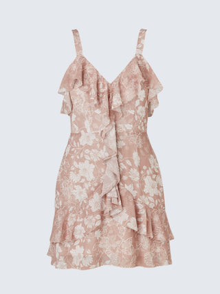 Yeltuor - WISH - Dresses - WISH MOROCCAN ESCAPE MINI DRESS -  -