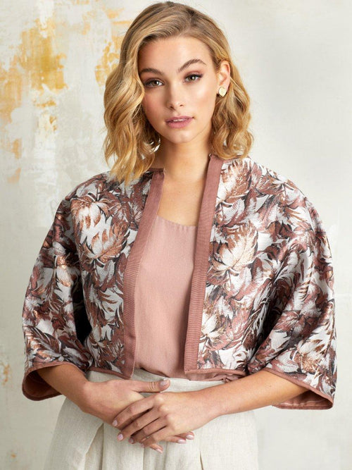 Yeltuor - M.A DAINTY - Jackets & Coats - M.A. DAINTY SOPHIE JACKET -  -
