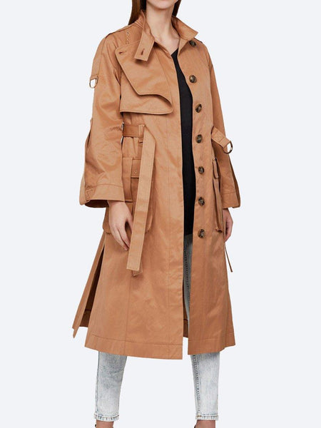 Yeltuor - ACLER - Jackets & Coats - ACLER DELTON TRENCH -  -