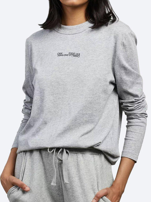 CAMILLA AND MARC C&M ALTHEA LONGSLEEVE TEE