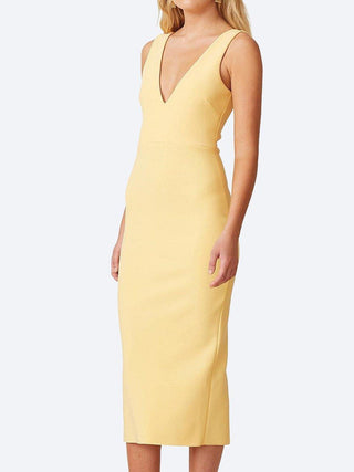 Yeltuor - BEC & BRIDGE - Dresses - BEC + BRIDGE SUNNY MIDI DRESS -  -